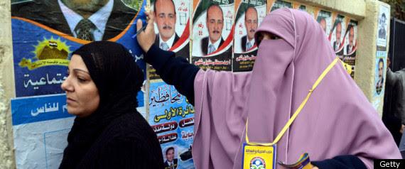 Egypt Elections 2011 Salafis