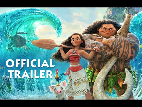 Disney's MOANA ~ Looking Forward to This One