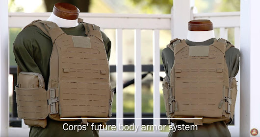 NEW Body Armor System for the USMC - Airsoft & MilSim News Blog