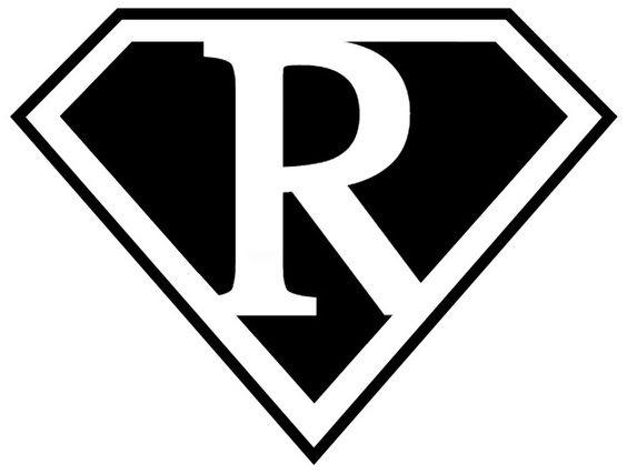 Superman R enough said   what I hope to be   Pinterest   Logos ...