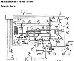 Autosportswiring: 92 Mercury Capri Engine Wiring Diagram