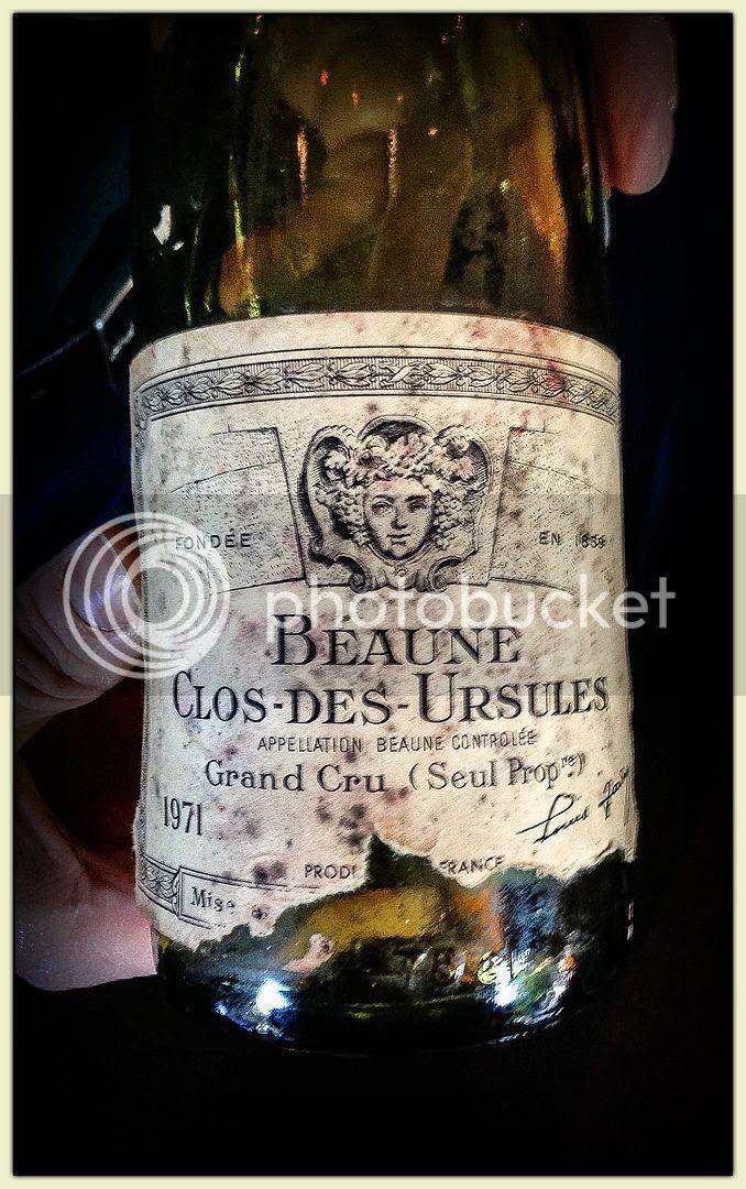 Beaune Clos-des-Ursules 1971