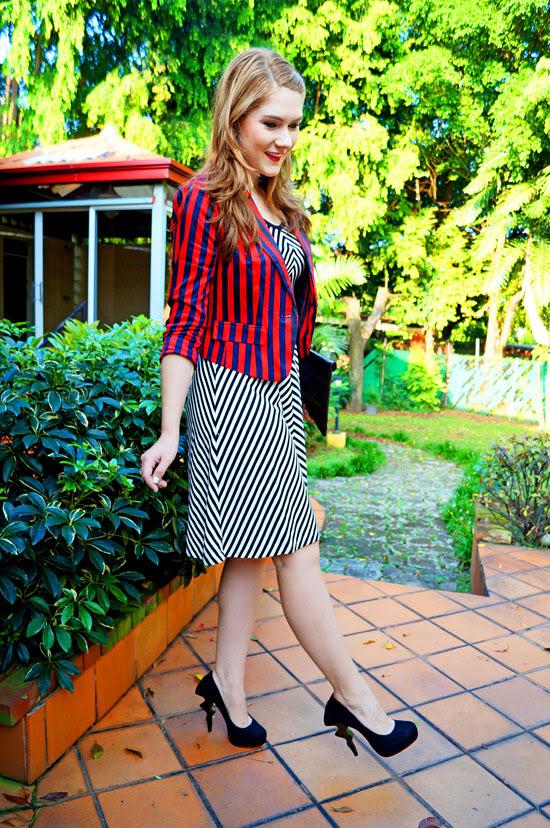 Stripes Pattern Mixing