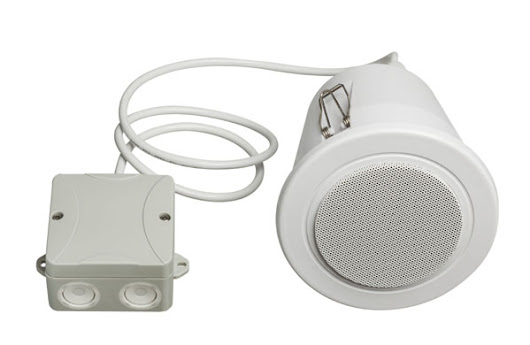 Katalog :: ic audio :: Voice Alarm EN54-24 :: 100V Audio Products