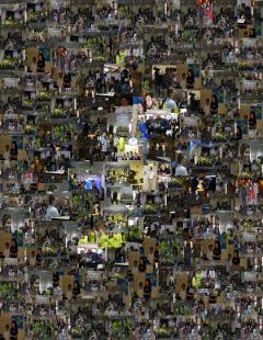 fedora collage