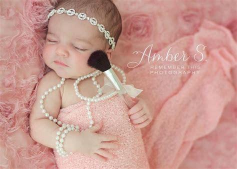 inspirasi foto bayi  lahir  super kece temanya