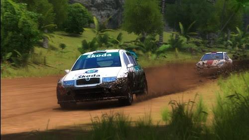 Sega Rally Online Arcade 3