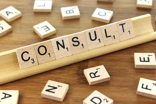 How to Select A Consultant