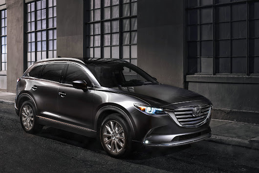 2018 Mazda CX-9 Flagship Three-Row Crossover SUV Receives Long List of Upgrades | Inside Mazda