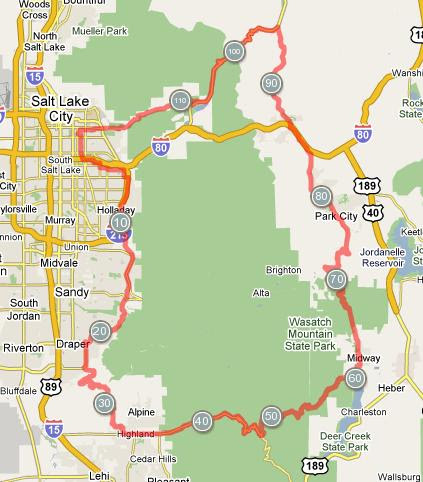 Central Wasatch Tour