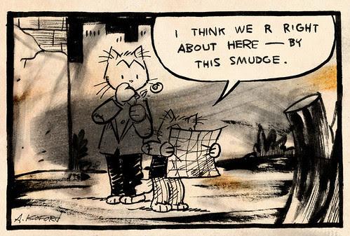 Laugh-Out-Loud Cats #1323 by Ape Lad