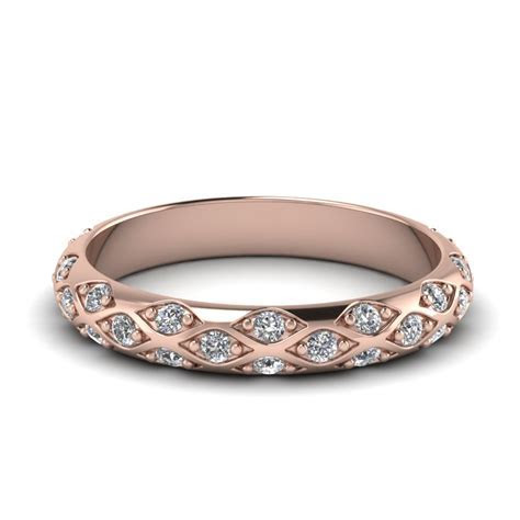 Launching Womens Diamond Wedding Bands   Fascinating Diamonds