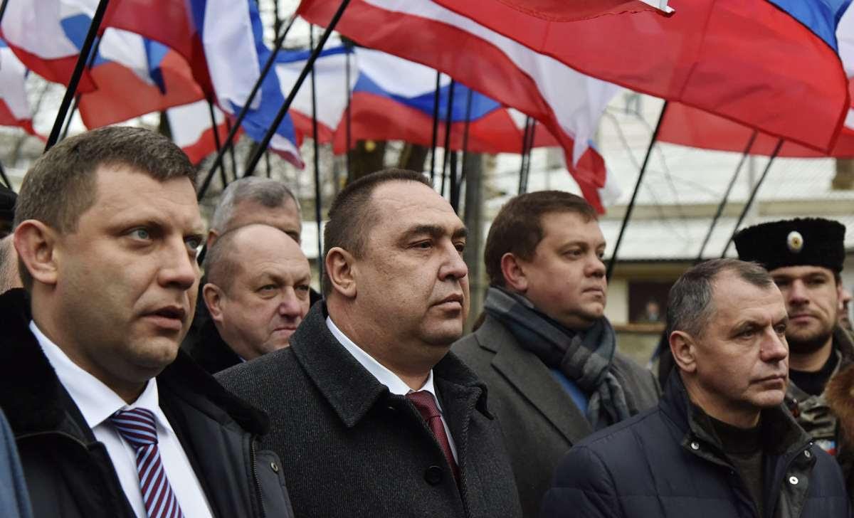 Процесс интеграции Донбасса в Россию стартовал и этот процесс необратим