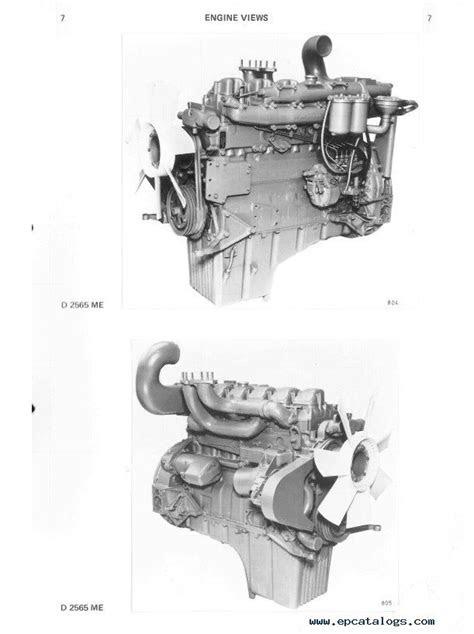 Man D2565ME D2566ME/MTE/MLE D2866E/TE/LE RM PDF