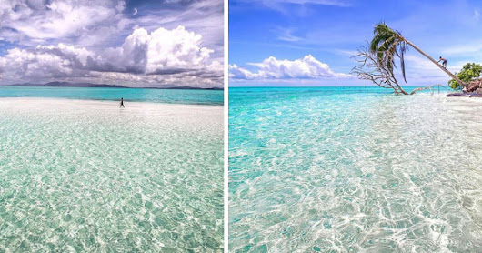 2 Unspoiled Amazing Beaches in Palawan You Probably Don't Know They Exist | Tourist Spots Finder