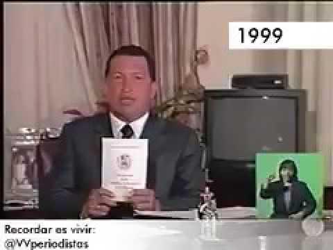 Lo Que Chávez Decía Sobre La Asamblea Nacional Constituyente