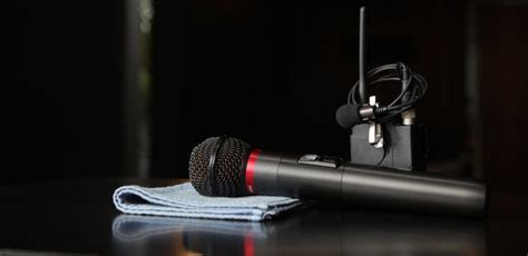 4 Types Of Wireless Mics For Your Event   Kettner Creative