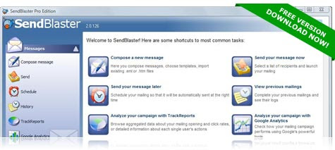 Mass Email Marketing Software Free Download