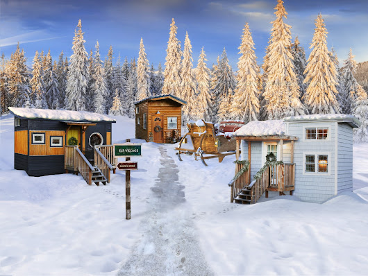 The Untold Story of Tiny Homes, Straight From the North Pole