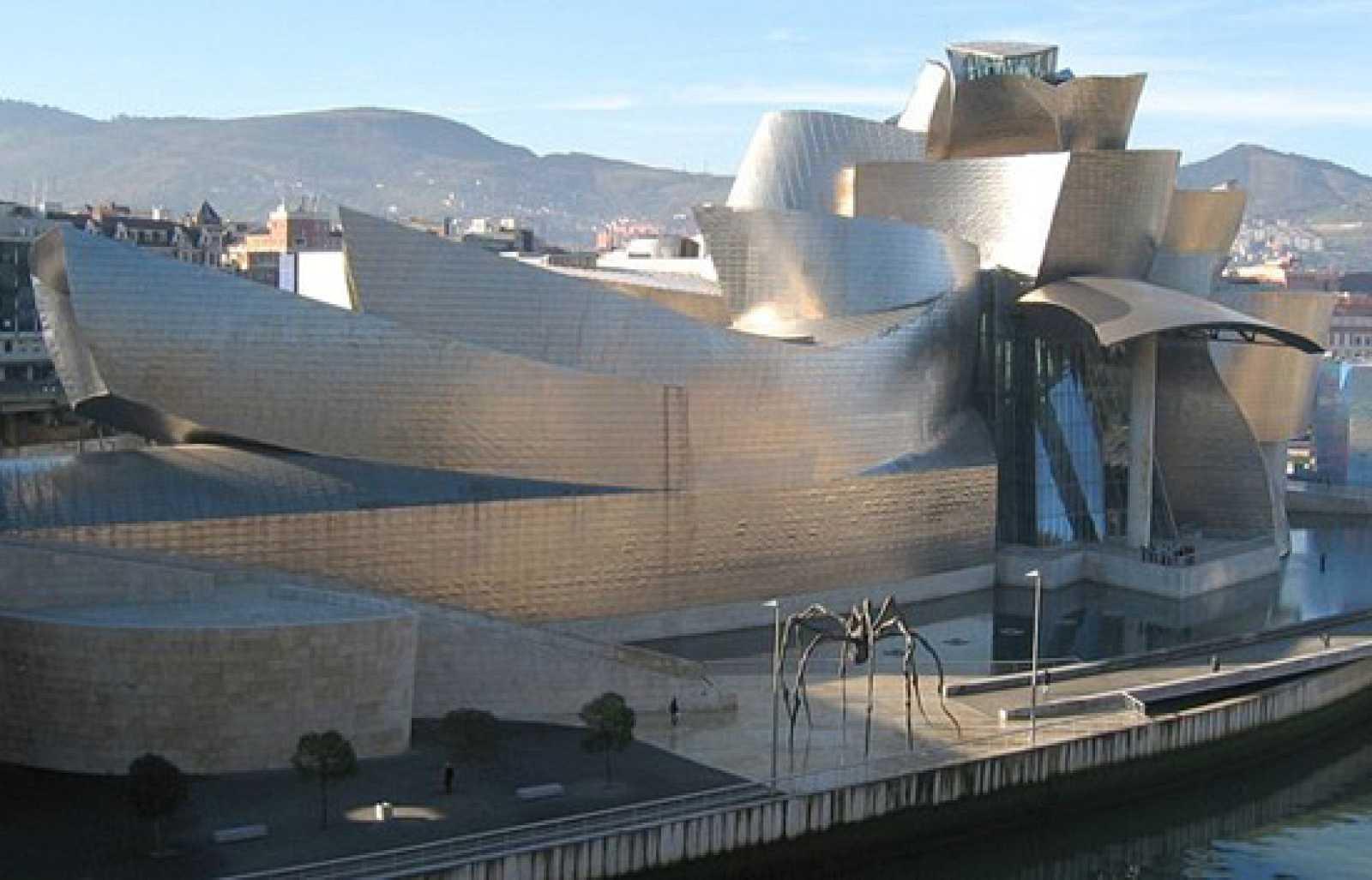 Resultado de imagen de Guggenheim Bilbao