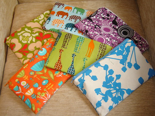 Zippy Pouches