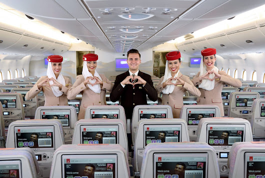 Emirates wins 14th consecutive World's Best Inflight Entertainment award at Skytrax World Airline Awards 2018 - Aviation24.be