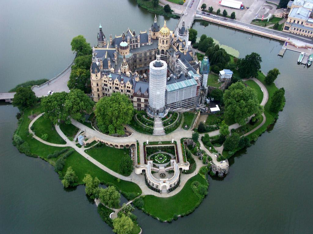 Schwerin Palace, Mecklenburg-Vorpommern, Germany