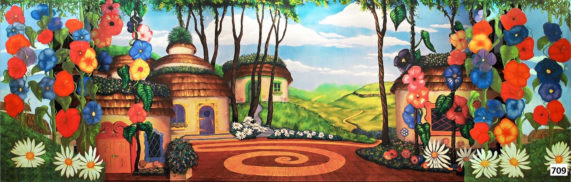 Munchkinland The Wizard Of Oz Photo 37477185 Fanpop