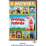 MCA D61167300D Animal Friends 8-Movie Collection