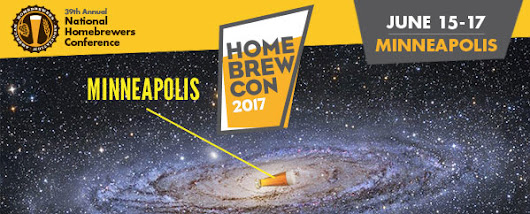 2017 National HomeBrewers Conference June 15-17