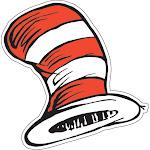 "Dr. Seuss The Cats Hat Cut-Outs, 5.5"" - 36 count"