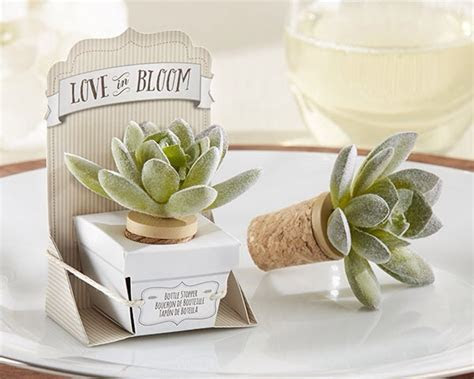 7 Modern Wedding Favors Guests Will Love