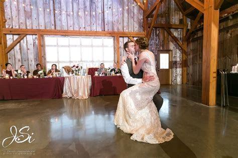 Real Weddings: Erin   Coleman Schwinn Farm Wedding