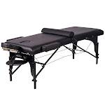 Best Massage Premium Massage Table With Bolster BMC200