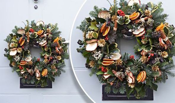 How to make your own Christmas Wreaths 547495