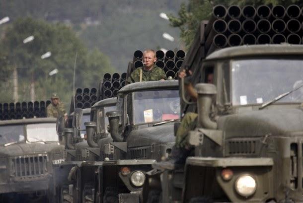 russian-georgian war 06 aug 2008