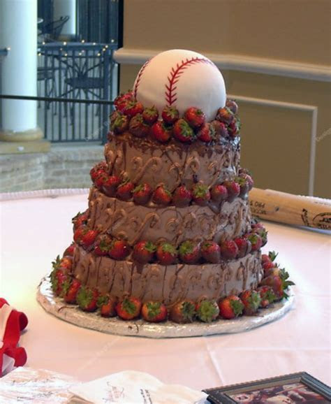 Designs By D'Anne   Groom Cakes
