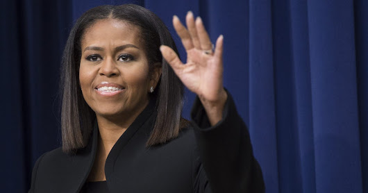 Michelle Obama: 'Skin color, gender, is the most ridiculous defining trait'