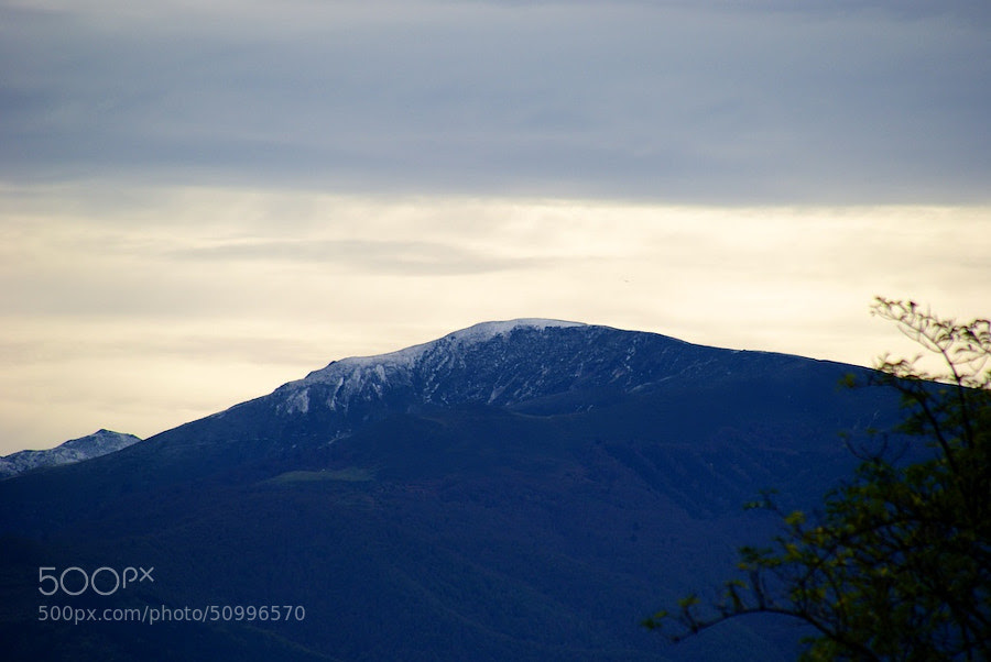 Mountain by wenmusic * on 500px.com