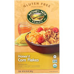 Nature's Path Organic Corn Flakes Cereal - Honeyd - 10.6 Oz - Pack of 12