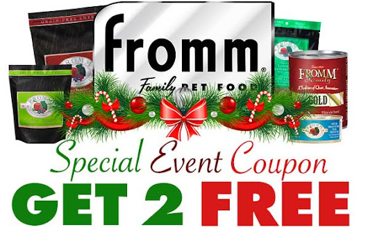 Coupon - Fromm Family Foods