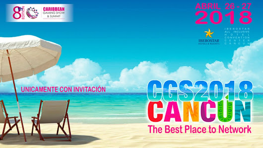 CGS2018 - Launching the 8th Edition in Cancun-Mexico