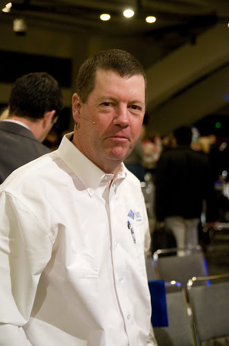 Scott McNealy, Before General Session on June 2, JavaOne 2009 San Francisco