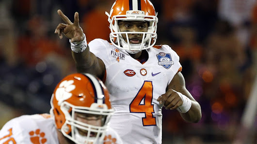 Clemson beats Virginia Tech to win the ACC and punch its ticket to the Playoff