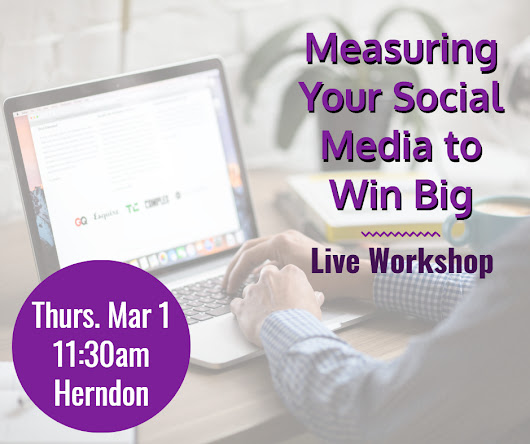 Measuring Your Social Media to Win Big - Laura B. Poindexter