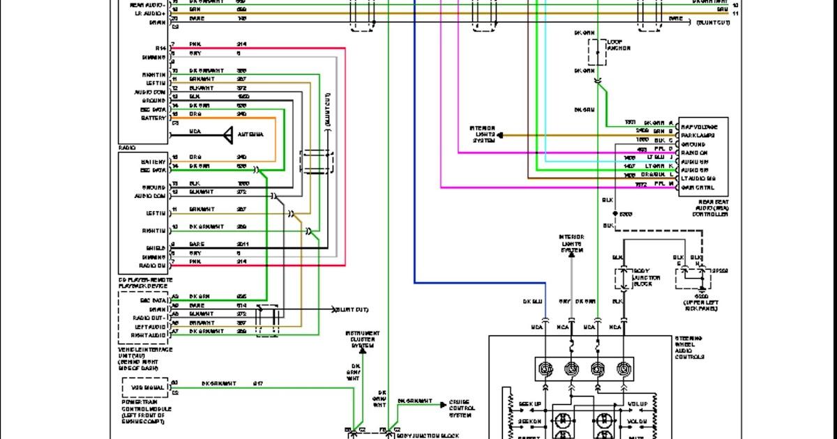 2013 Camaro Radio Wiring Diagram
