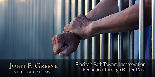 Florida's Path Toward Incarceration Reduction Through Better Data