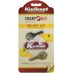 Kwikset Smartkey Re-Key Kit