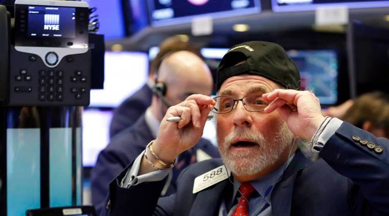 Markets waited a while for a pullback. Then, pow!-Here's what happened