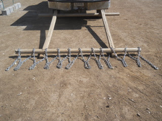 Planting Dragging Device Chain Fingers
